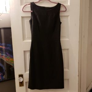 H&M business casual sz 4 black dress
